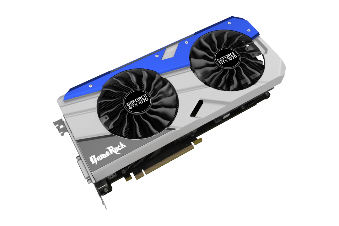 Gainward GeForce GTX 1070