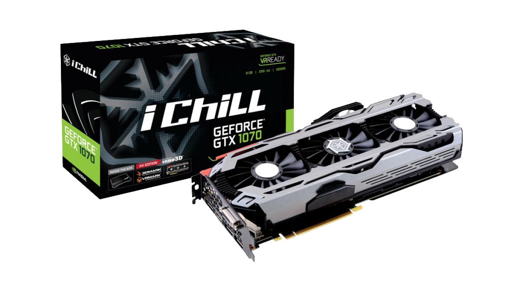 Inno3D GeForce GTX 1070 iChill X4 Edition