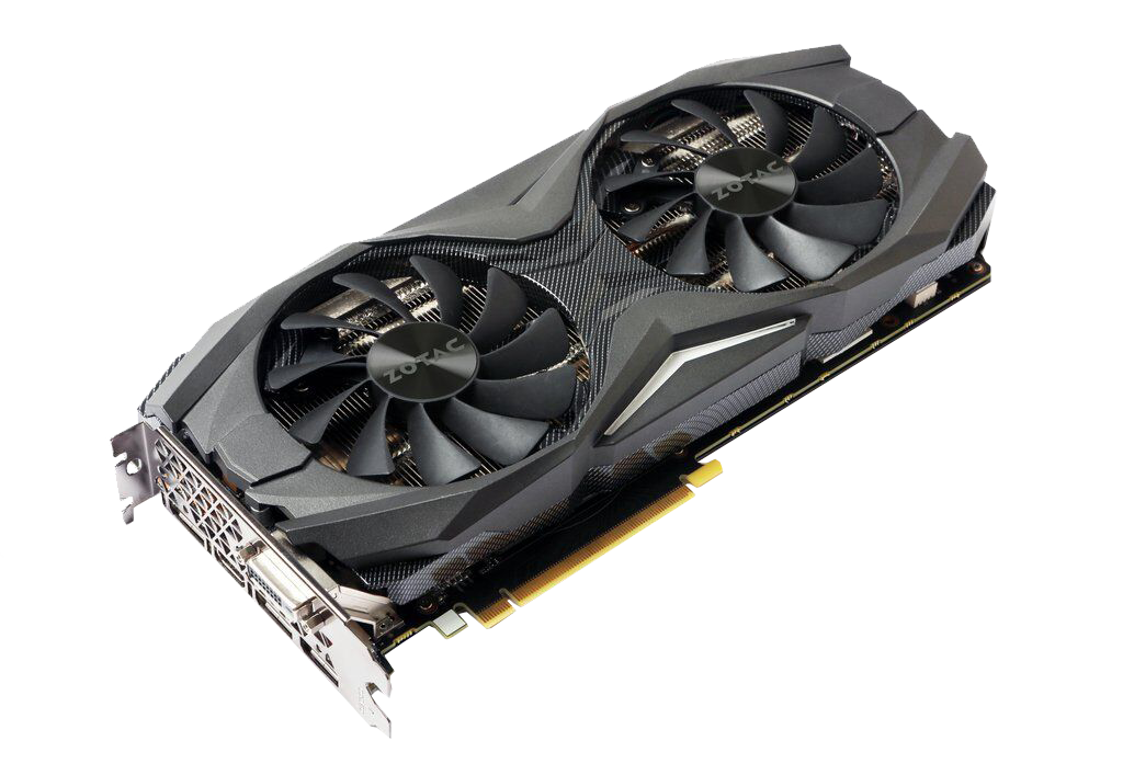 Zotac GeForce GTX 1070 AMP Edition
