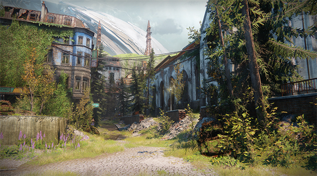 Destiny 2 - Foliage Detail Distance Interactive Comparison #001 - High vs. Low