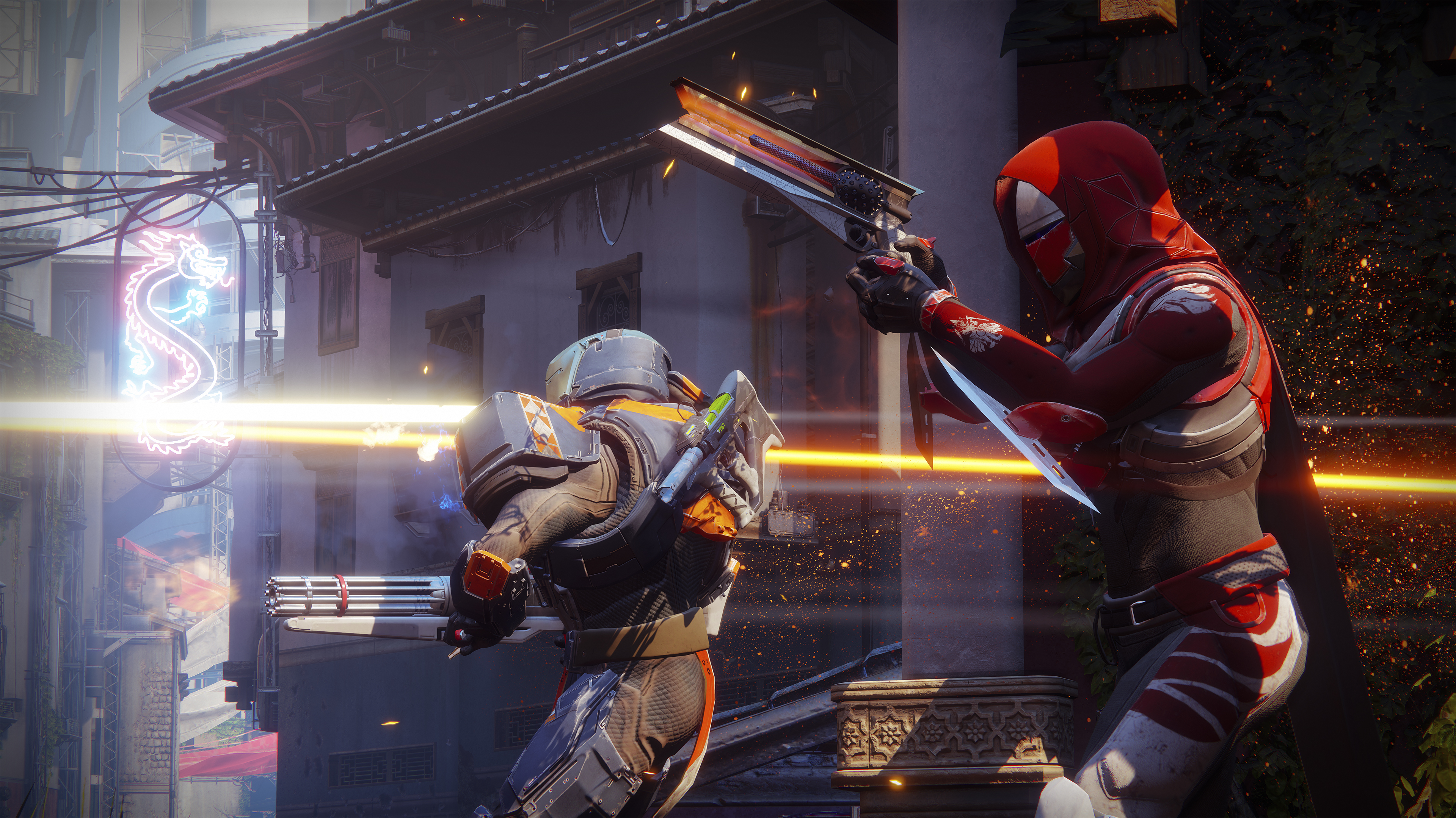 destiny 2 1st gameplay video and exclusive 4k pc screenshots revealed geforce. Black Bedroom Furniture Sets. Home Design Ideas