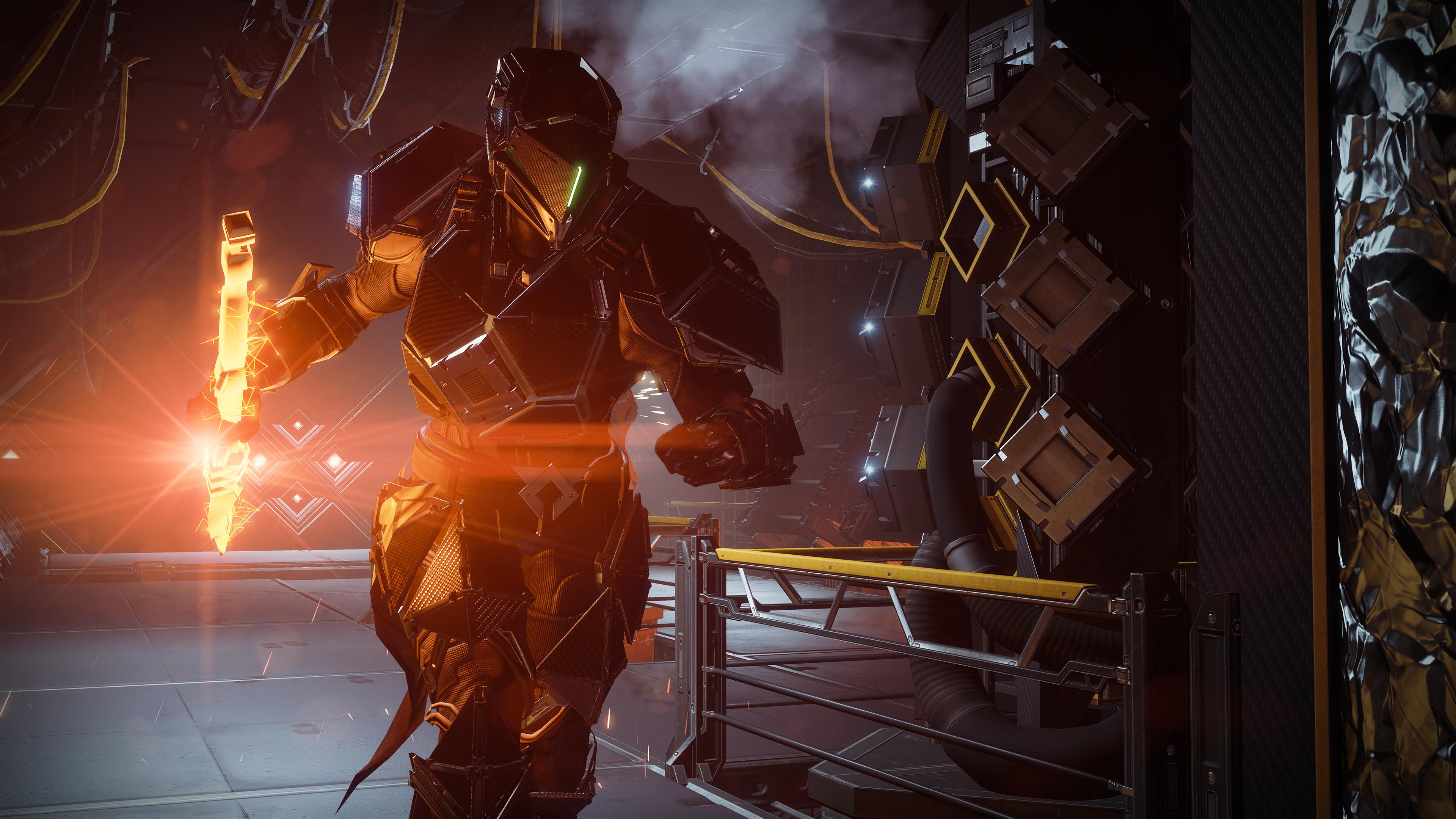 Destiny 2 Warmind Expansion Unveiled