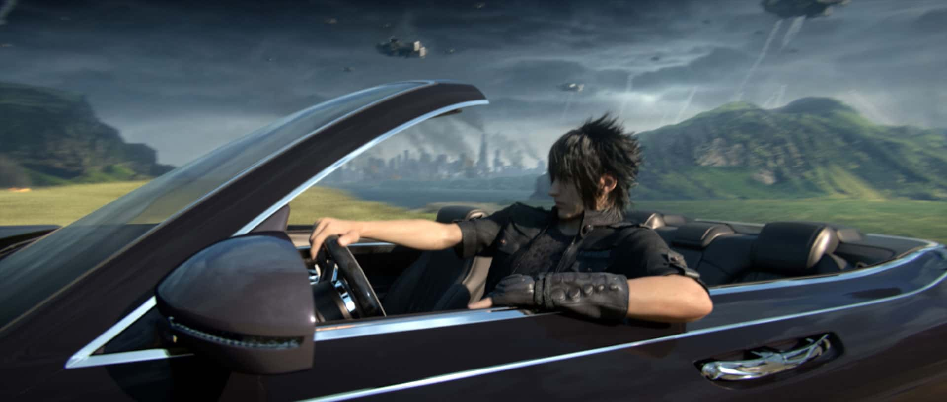 Play FINAL FANTASY XV WINDOWS EDITION On PC Starting March