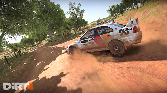 DiRT 4 PC Screenshot #001