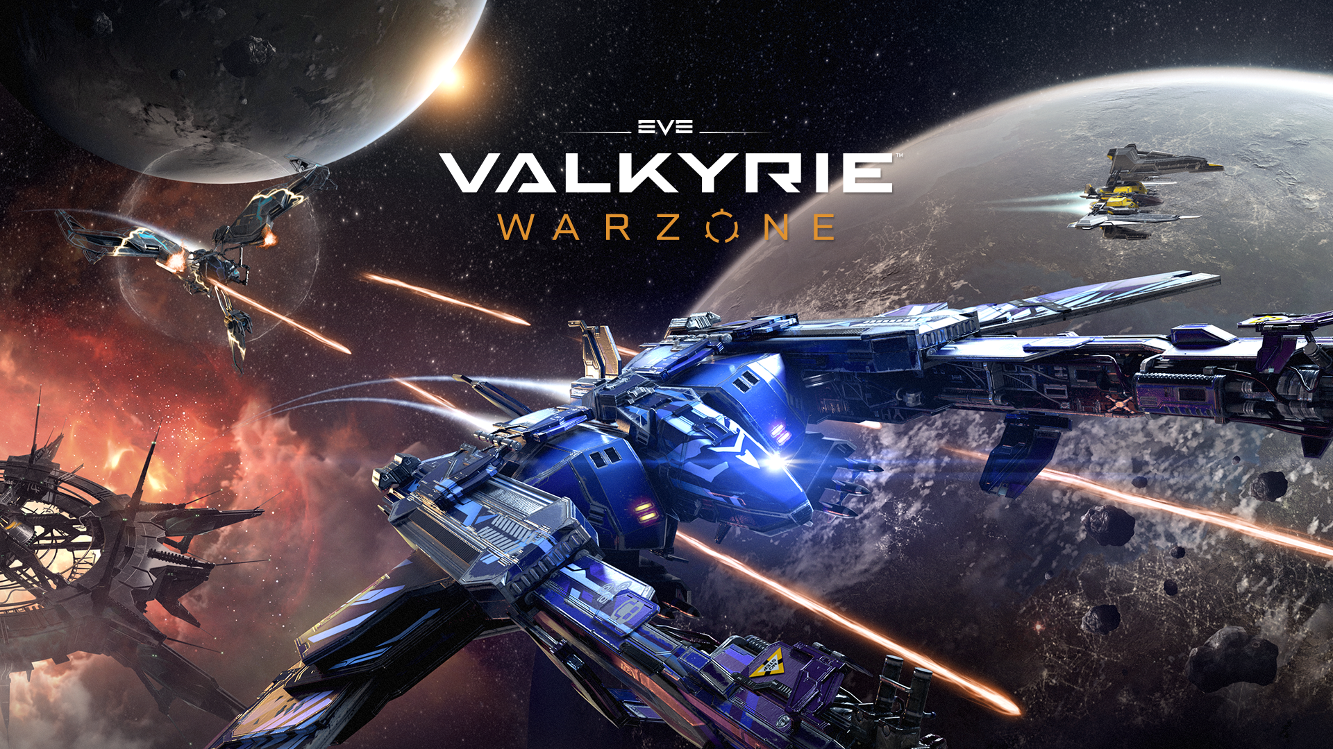 EVE: Valkyrie – Warzone Brings CCP's Multiplayer Spaceship