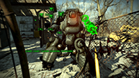 Fallout 4 - Depth of Field Example #002 - Standard Depth of Field