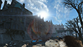 Fallout 4 - God Rays Quality Example #004 - God Rays Quality Off