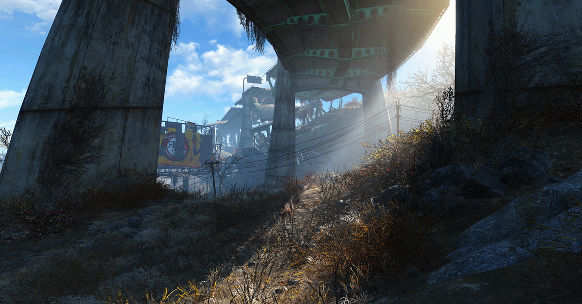 Five Mods That Push Fallout 4's Post-Apocalyptic Visuals To