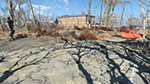 Fallout 4 - Shadow Quality Example #001 - Shadow Quality Low