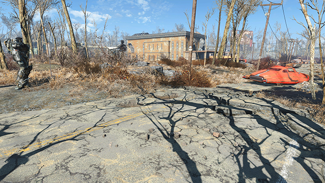 Fallout 4 - Shadow Quality Tweak Interactive Comparison #001