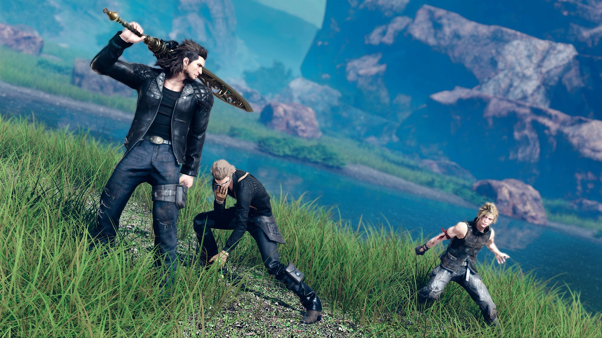 11 Awesome Mods for Final Fantasy XV Windows Edition | GeForce