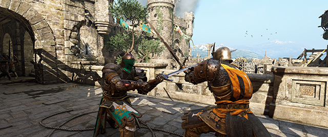 For Honor Ultrawide 21:9 PC Screenshot