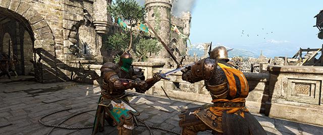 For Honor Ultrawide 21:9 PC Screenshot