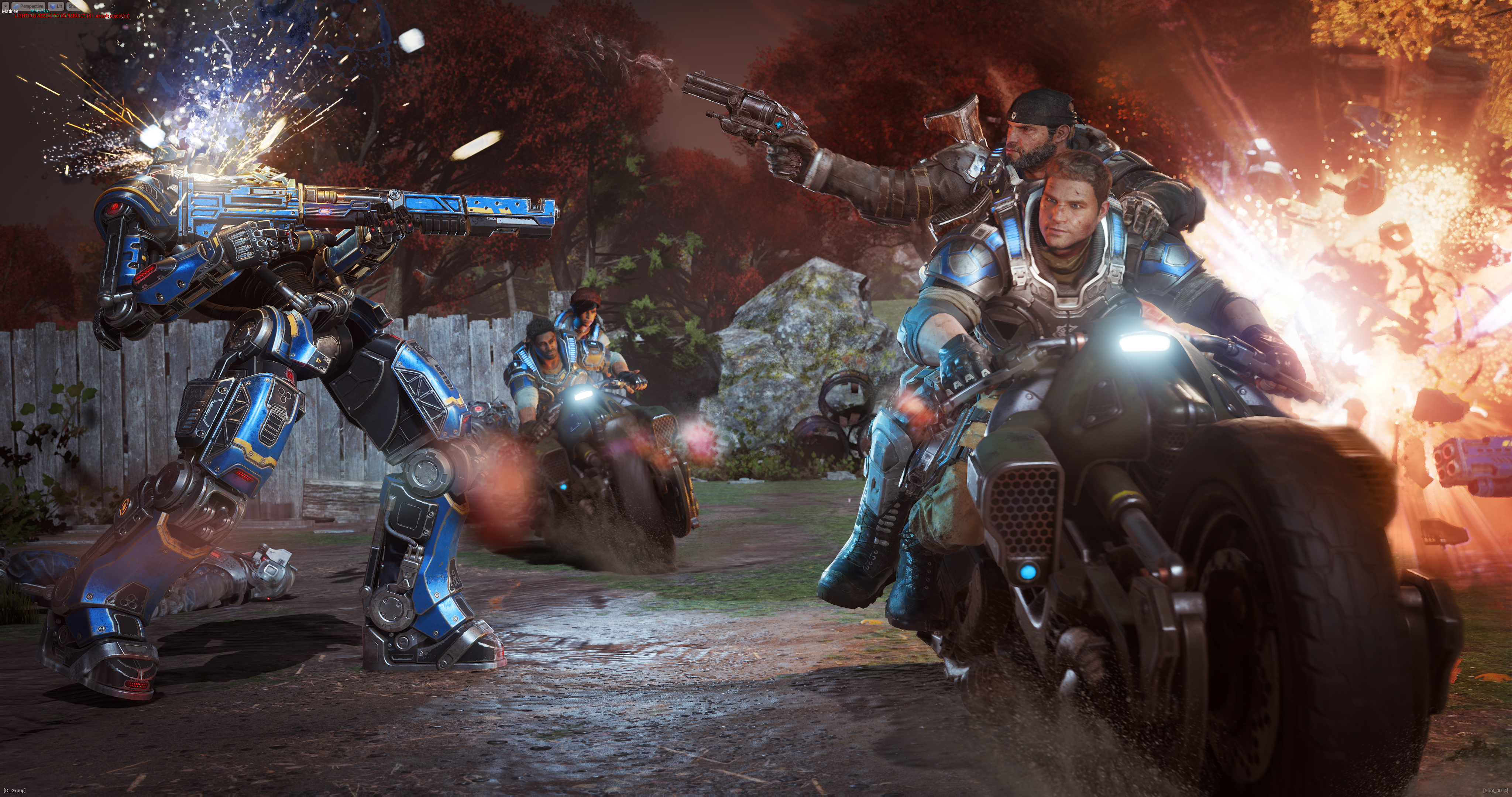 Gears of War 4 Available Now On PC | GeForce