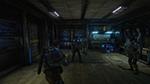 《戰爭機器 4》- 膠囊體陰影品質範例 #001 - 關閉
