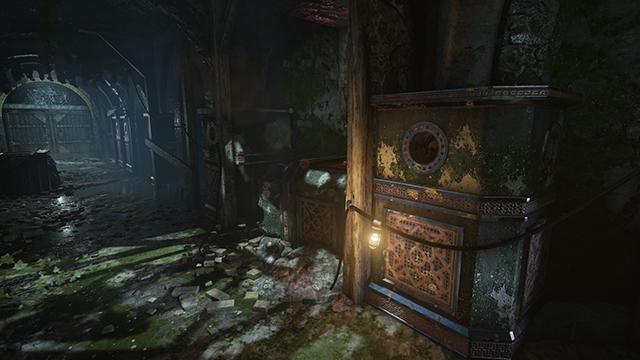 Gears of War 4 - Lighting Texture Detail Interactive Comparison #003 - Ultra vs. Low