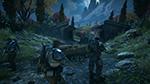 《戰爭機器 4》- 場景空間陰影品質範例 #001 - 關閉
