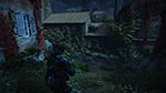 《戰爭機器 4》- 場景空間陰影品質範例#002 - 中