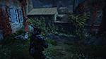 《戰爭機器 4》- 場景空間陰影品質範例 #002 - 關閉