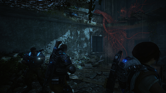 Gears of War 4 - Shadow Quality Interactive Comparison #002 - Ultra vs. Low