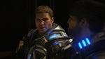 Gears of War 4 - Sub Surface Scattering Example #004 - Low