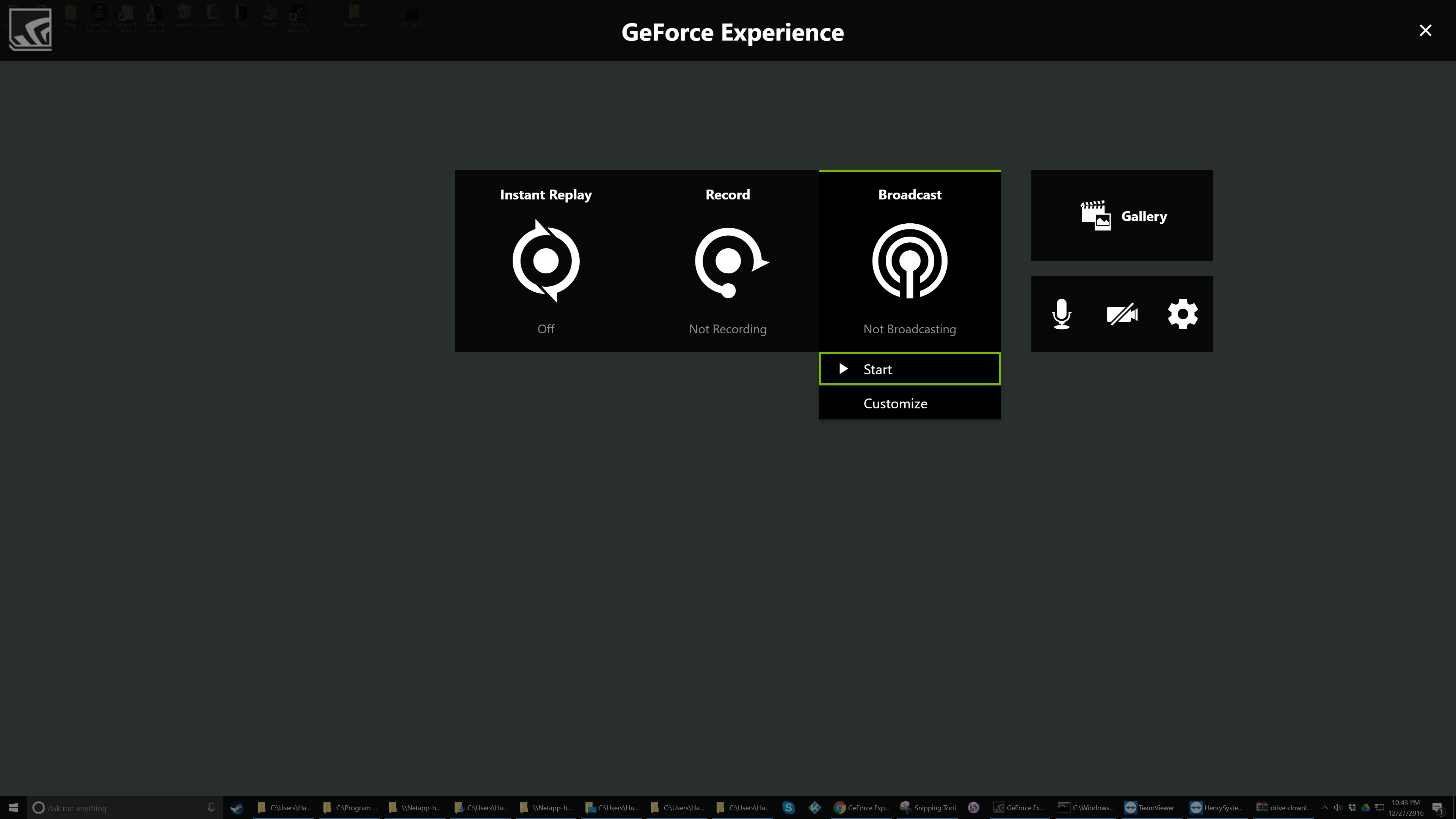 GeForce Experience Connects To Facebook - Share Straight To Your