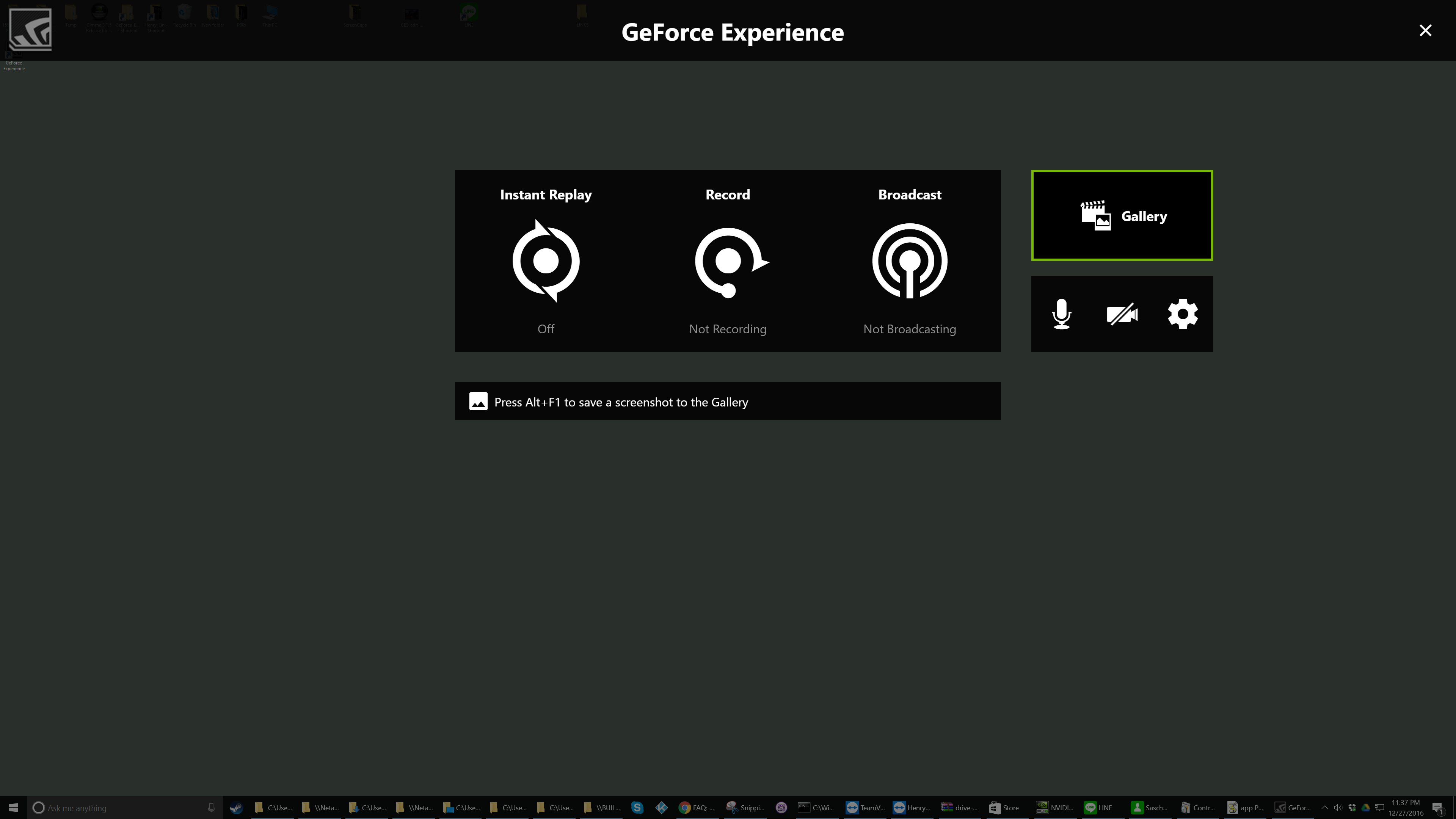GeForce Experience Connects To Facebook - Share Straight ...