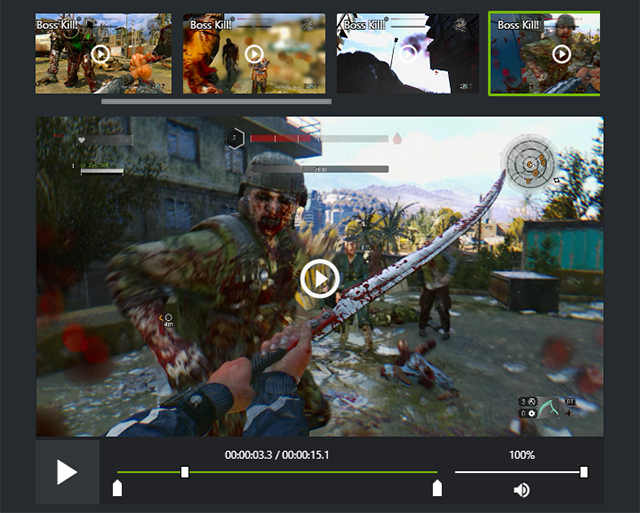 Dying Light: Bad Blood's NVIDIA Highlights integration will enable you to capture your best kills and deaths, along with plenty of other exploits