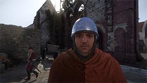 Kingdom Come: Deliverance NVIDIA Ansel 2D in-game photo