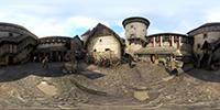 Kingdom Come: Deliverance 360-degree photosphere NVIDIA Ansel in-game photo #005