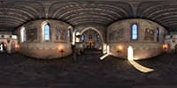 Kingdom Come: Deliverance 360-degree photosphere NVIDIA Ansel in-game photo #008