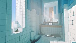 Q.U.B.E. 2 NVIDIA Ansel in-game photo #002