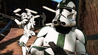 Star Wars Battlefront II NVIDIA Ansel In-Game Photograph #002