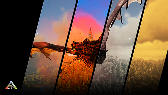 With the many available options you can create significantly-different looks for your games. Here's four styles we made in ARK: Survival Evolved