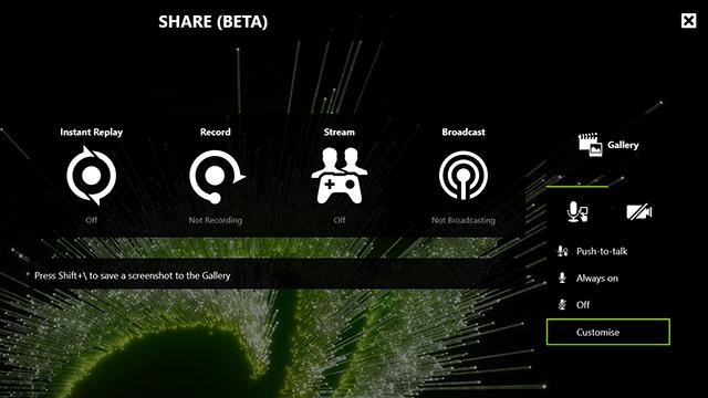 Record screen with nvidia experience | How To use Nvidia