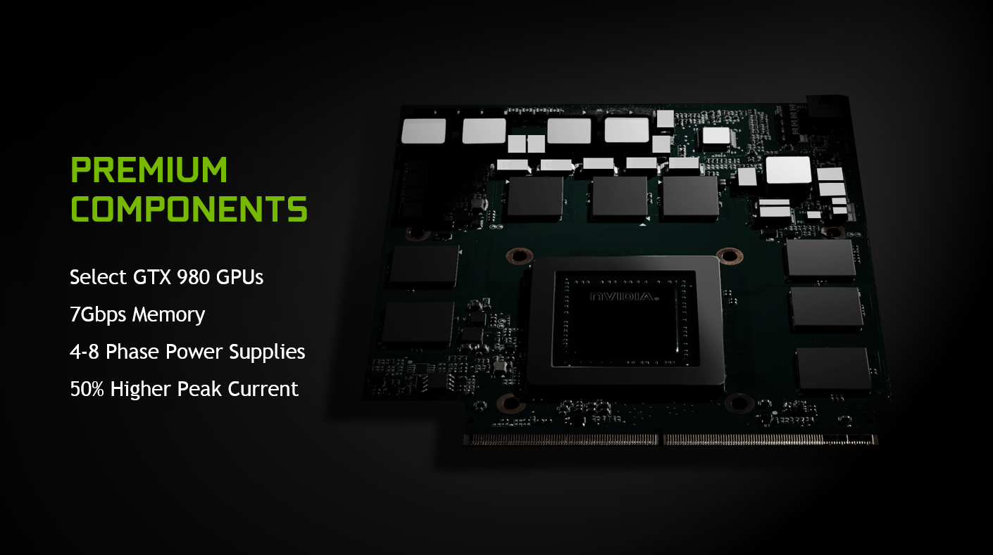 Geforce Gtx 980 Notebooks Built For The Incredible Demands Of Pc Electronic Circuit Board Repair Gt World Supply Enthusiasts