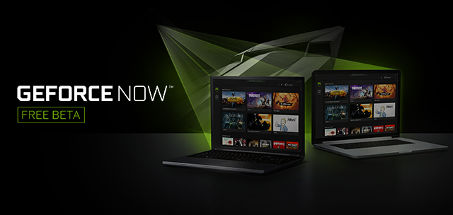 Play PC games in the cloud with GeForce NOW