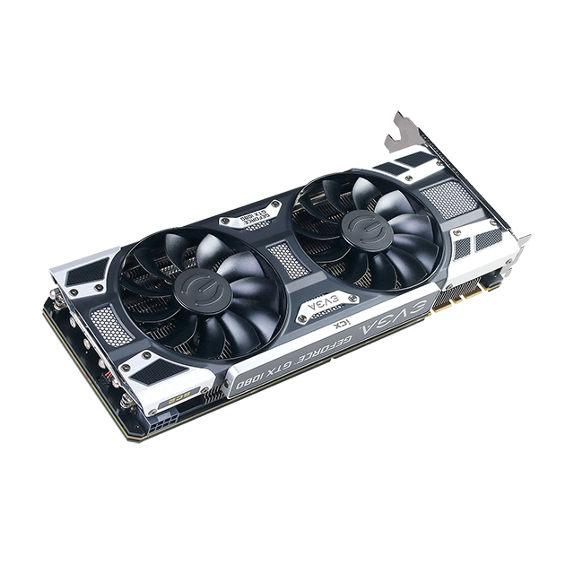 EVGA GeForce GTX 1080 SC2 11Gbps Gaming