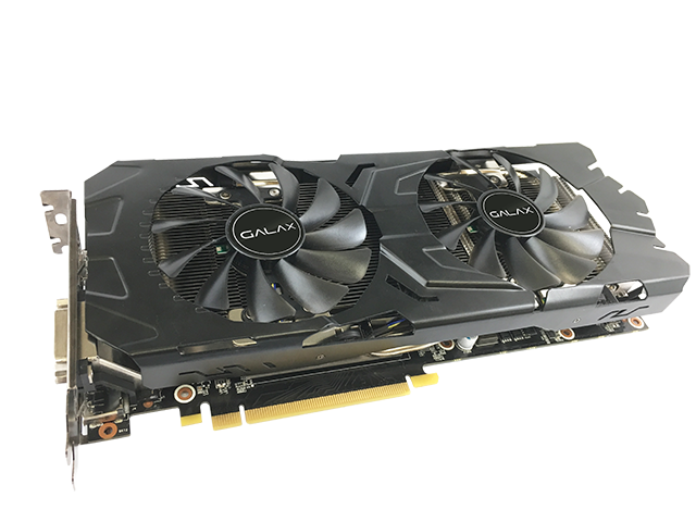 GALAX/KFA2 GeForce GTX 1080 EXOC SNPR Black 11Gbps