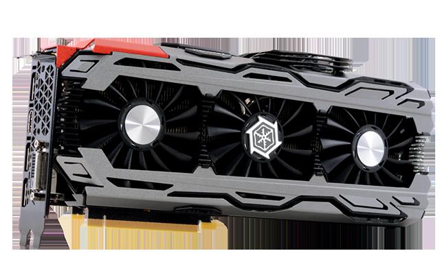 Inno3D iChill GeForce GTX 1080 11Gbps X4