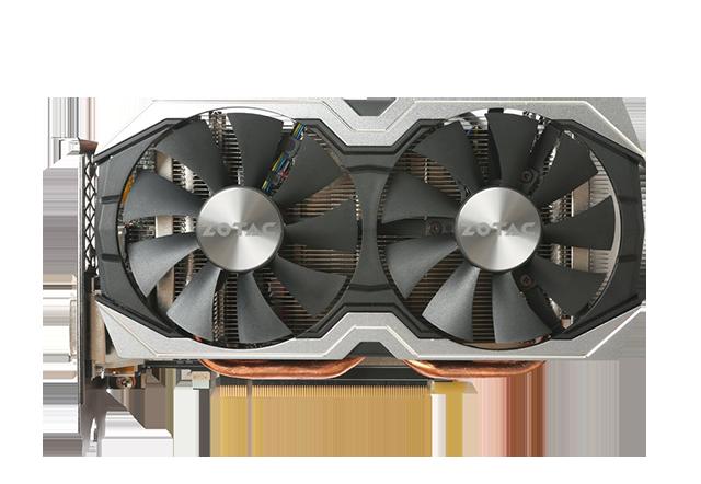 ZOTAC GeForce GTX 1060 AMP+ 9Gbps