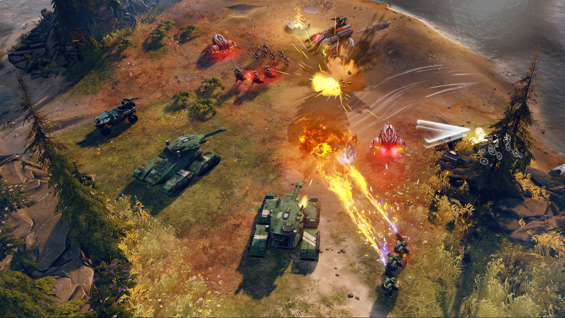 Halo Wars 2 Available February 21st On Pc  Awesome Extras And System Requirements Revealed