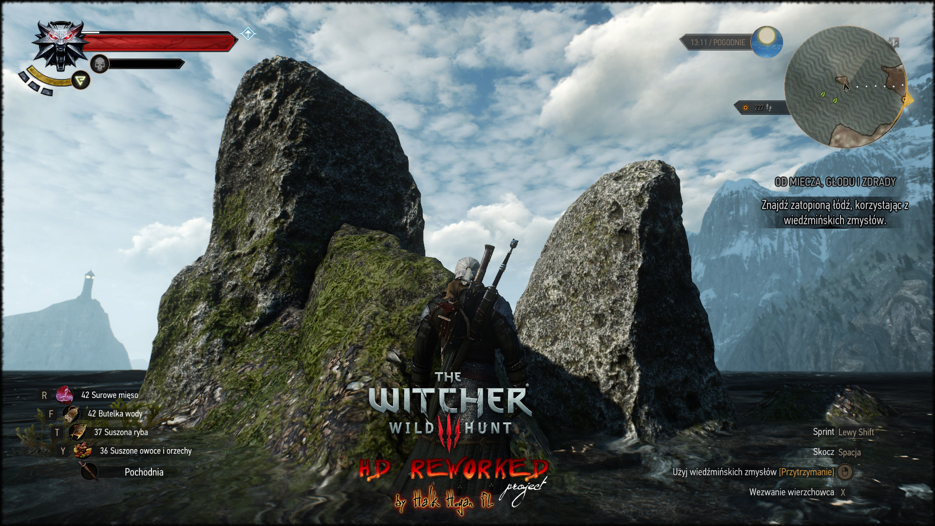 How to Give The Witcher 3: Wild Hunt an HD Makeover | GeForce