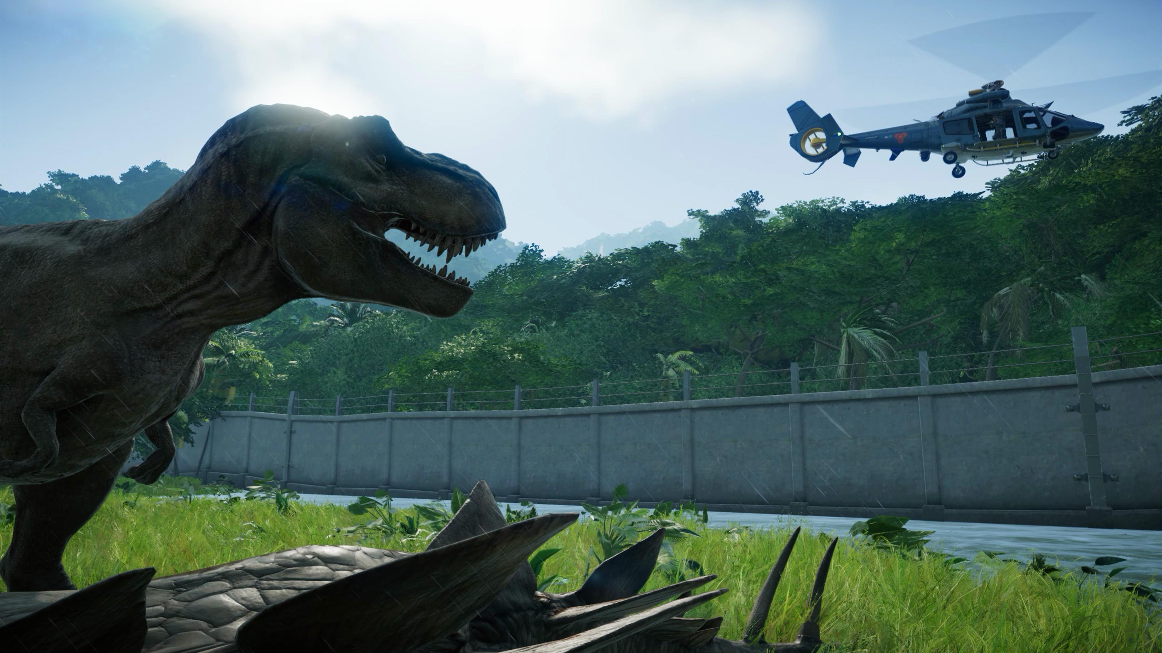 เปิดเผยสเปคเครื่องและการตั้งค่ากราฟิกบนพีซี สำหรับเกม Jurassic World Evolution