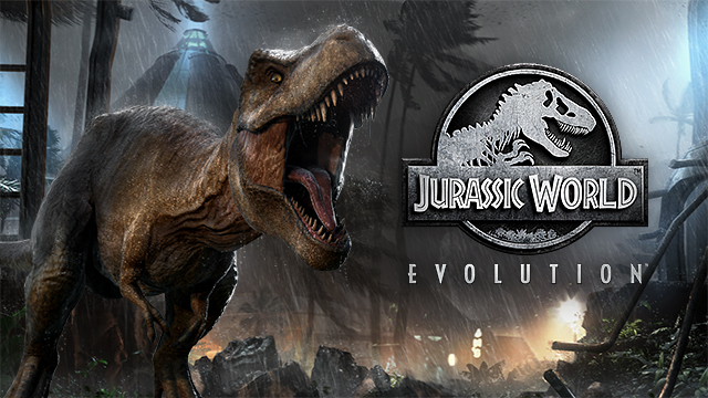 Jurassic World Evolution Key Art
