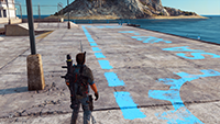 Just Cause 3 - Anisotropic Level Example #001 - 10x
