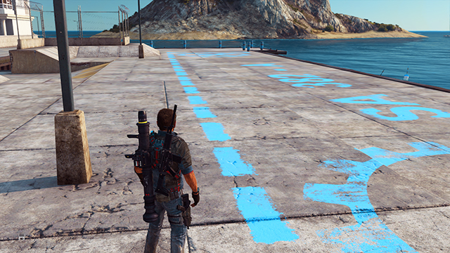 Just Cause 3 - Anisotropic Level Interactive Comparison #001