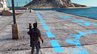 Just Cause 3 - Anisotropic Level Example #001 - x