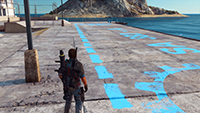 Just Cause 3 - Anisotropic Level Example #001 - 8x