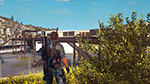 Just Cause 3 - Anti-Aliasing Example #001 - FXAA